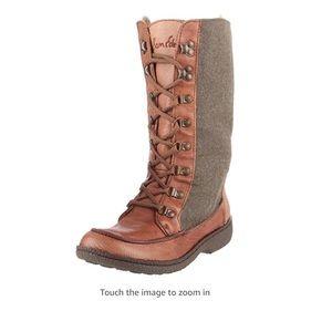 Sam Edelman Mariela  leather boots 7M